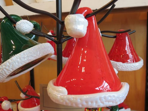 Santa Cap Ornament