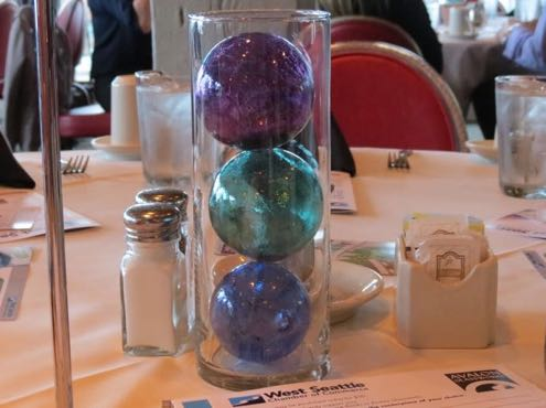 Auction Centerpieces