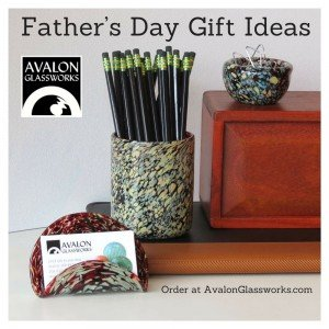 Father's Day Gift Ideas by Avalon Glassworks