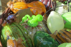 Glass Gourds